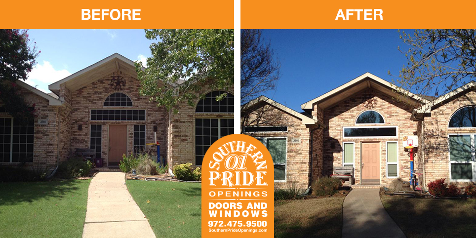 replacement windows rockwall